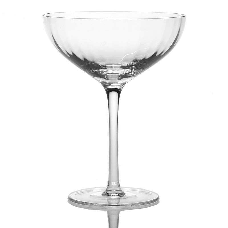 William Yeoward American Bar Corinne Cocktail/Coupe Champagne, Set of 2