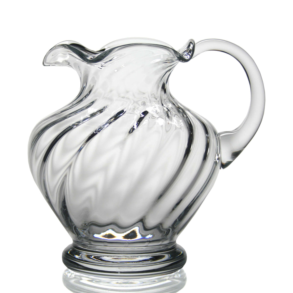 William Yeoward American Bar Dakota Spiral Jug