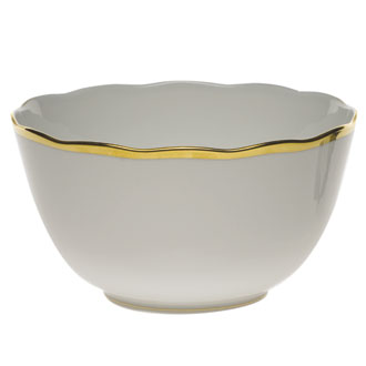 Herend Gwendolyn Round Veg Bowl