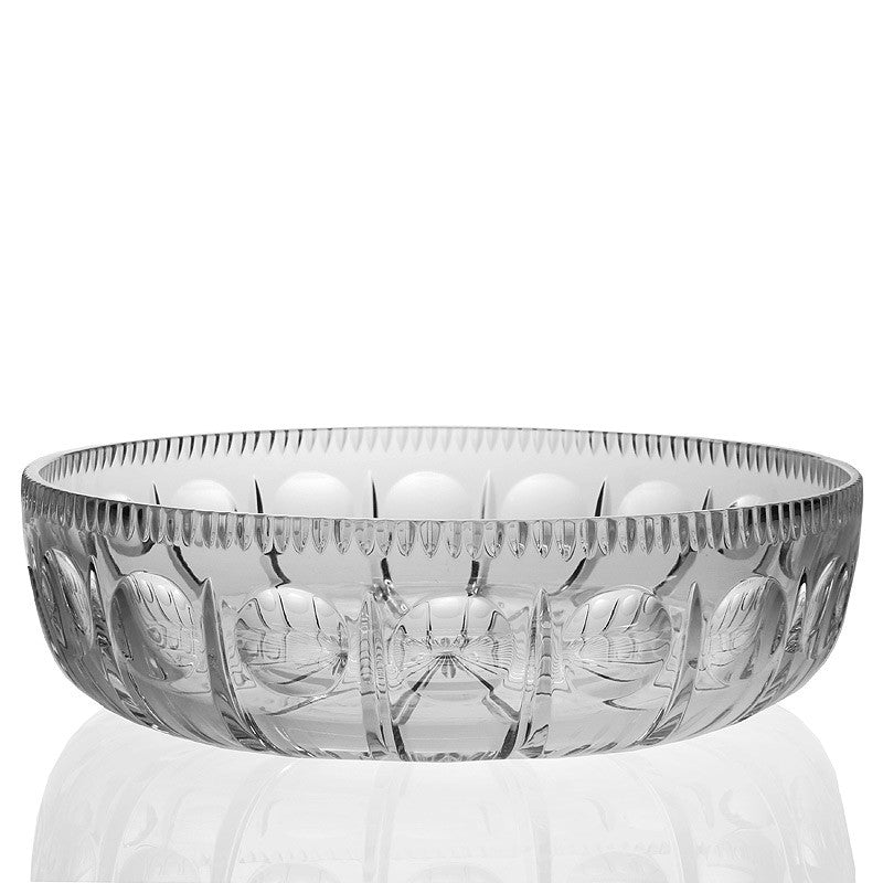 William Yeoward Harlequine Centerpiece Bowl