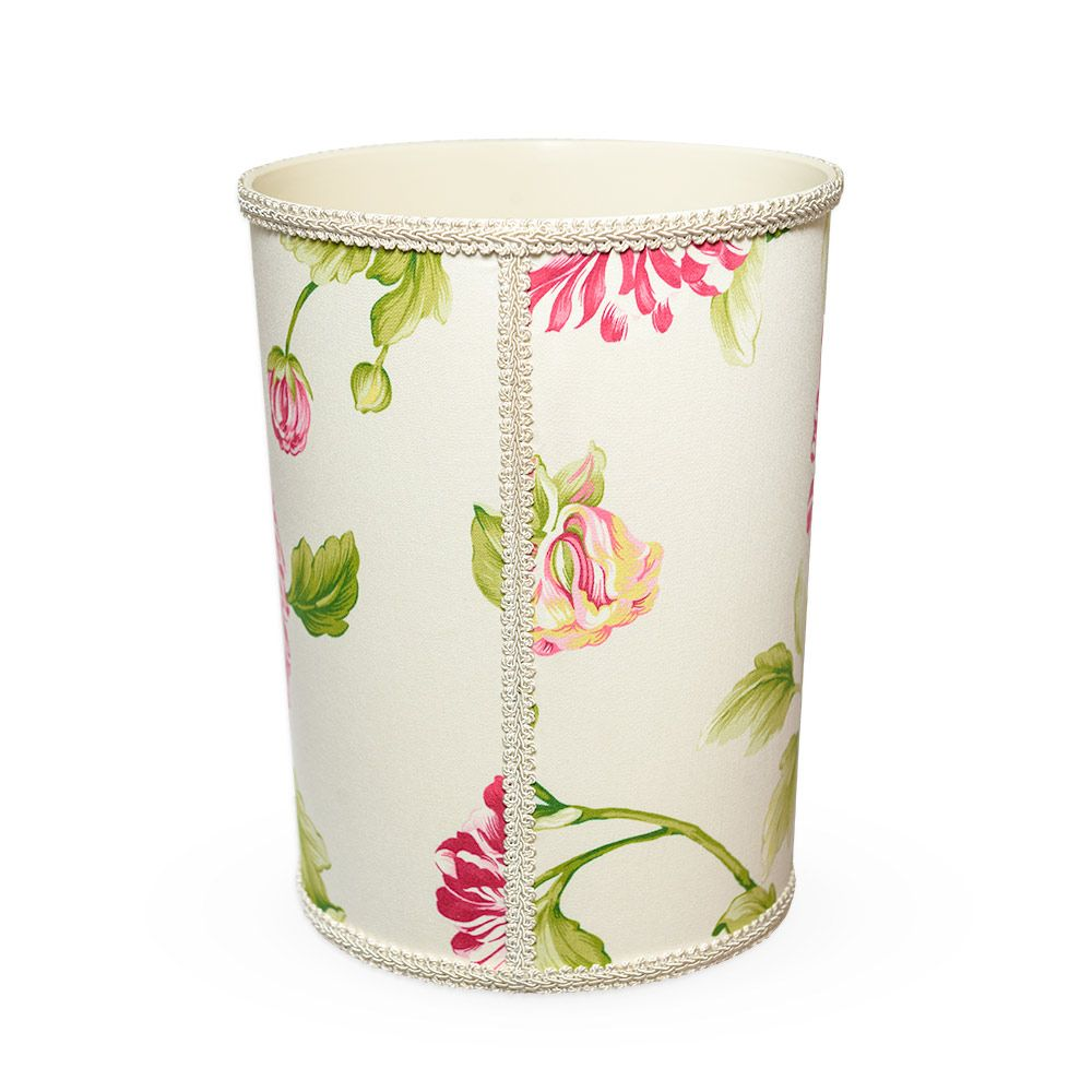JAN SEVADJIAN DESIGNS WASTEBASKET, ASST.