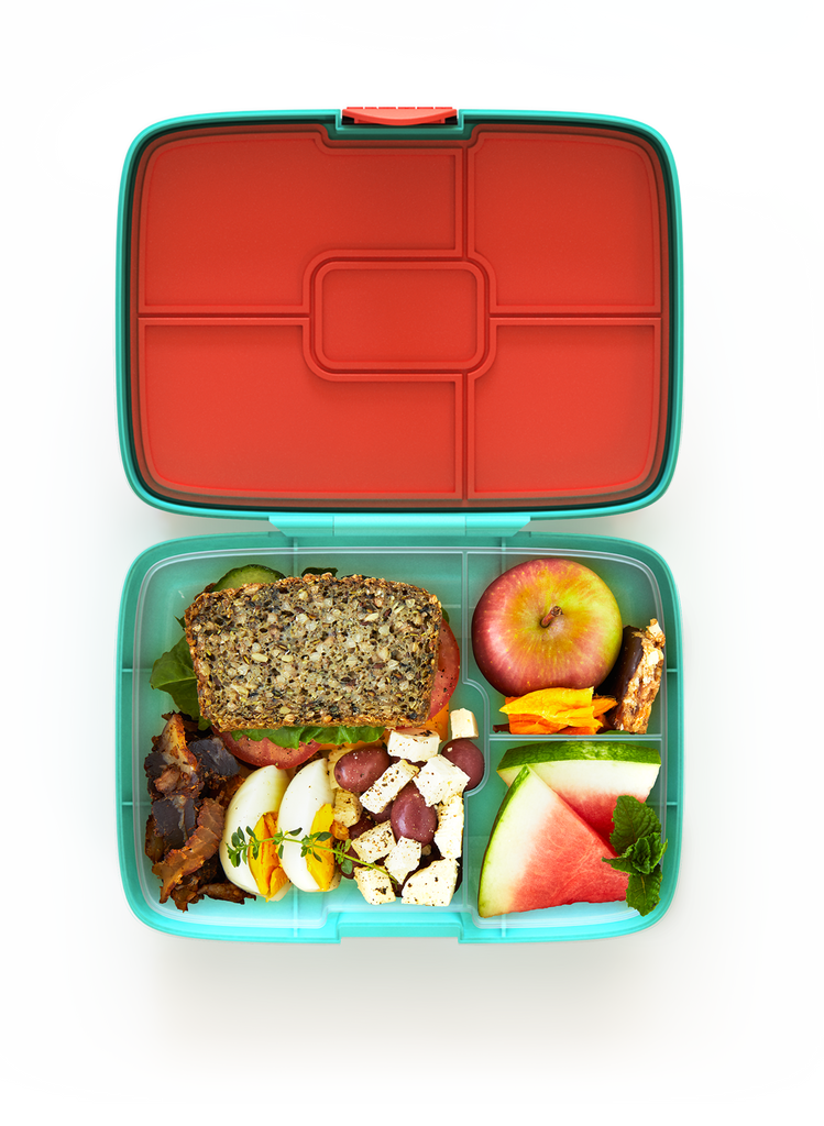 Personalised Crunchbox - 3 Compartment