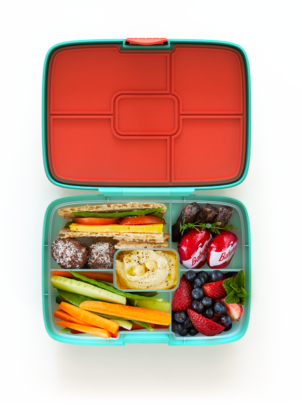 Crunchbox - 5 Compartment