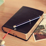 Leather Bible Diary Book Journals