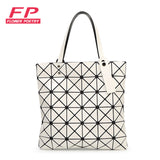 Flower Poetry Ladies Plaid Bags