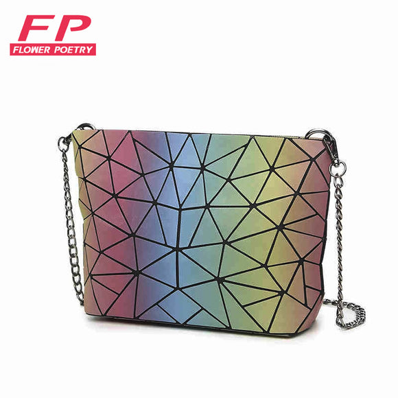 Flower Poetry Bag Women Fashion