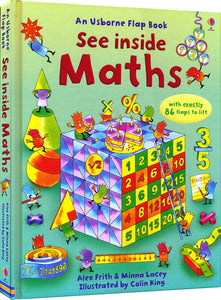 3D Maths flap Book Education for Children
