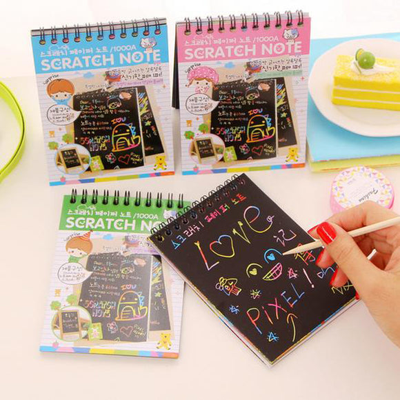 Drawing Book Painting Notepad for Kids