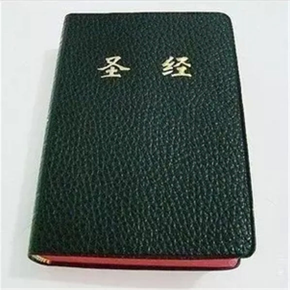 Holy bible/Old and New Testament Modern Chinese (Popular Edition)