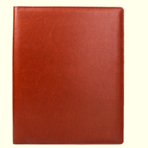 Vintage Custom Leather Padfolio