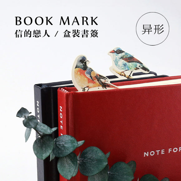 150 pcs/1 Poetry of nature Paper bookmarks
