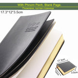 Notebook Bible Diary Book-Leather