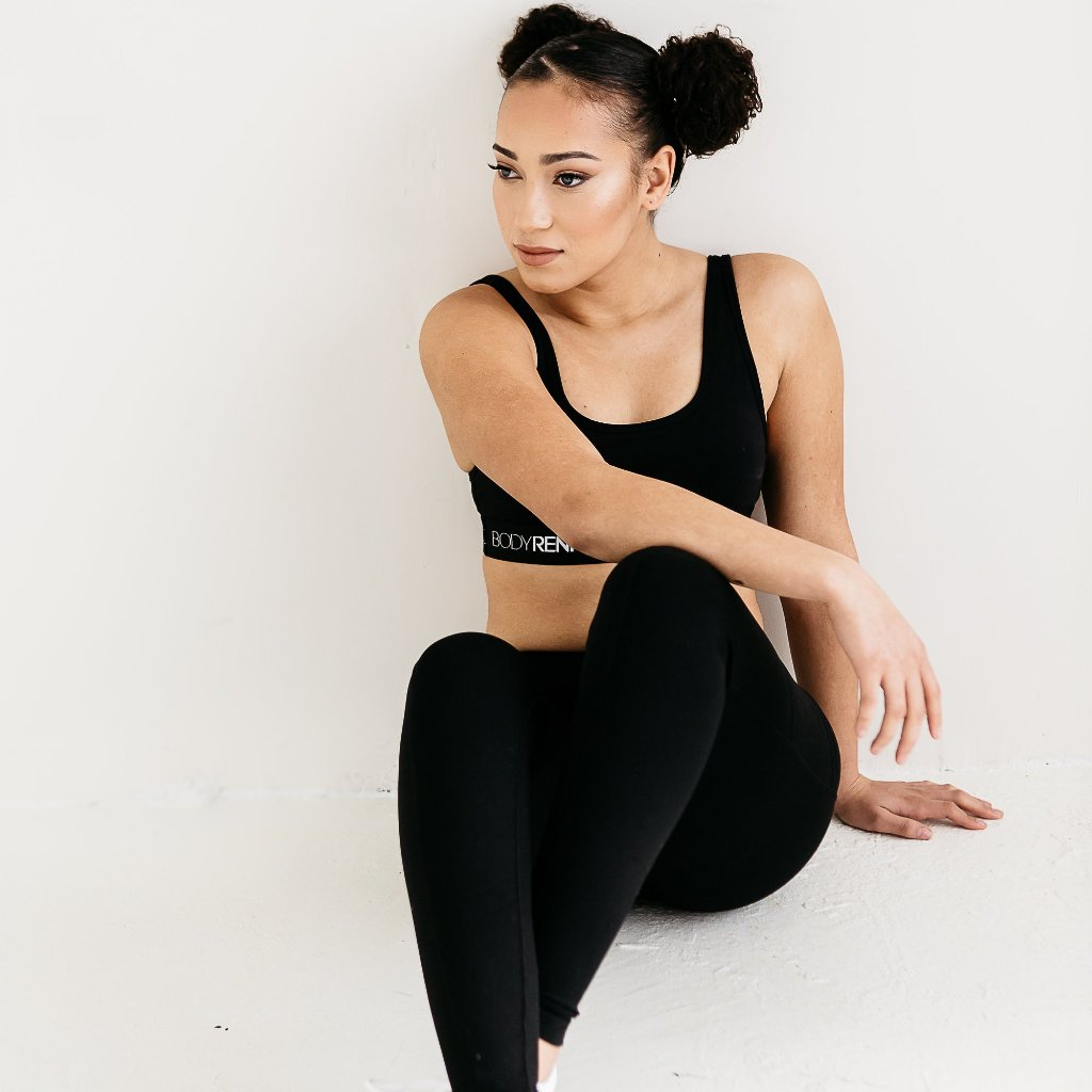 RENNegade Black Leggings