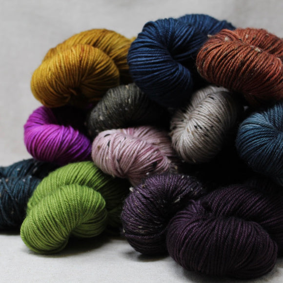 Dyed To Order: Dreamy MCN DK (Allow 3 weeks)