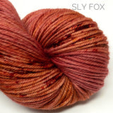 Dyed To Order: Happy Fingering (Allow 3-4 weeks)