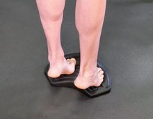 The ToePro foot exercise platform has been designed to improve performance by strengthening muscles of the foot and leg in their lengthened positions, while increasing toe and arch strength.