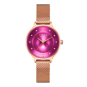 Venus Red Gold