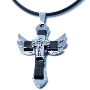 Winged Crucifix®