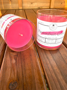 Passionfruit Guava Soy Candle