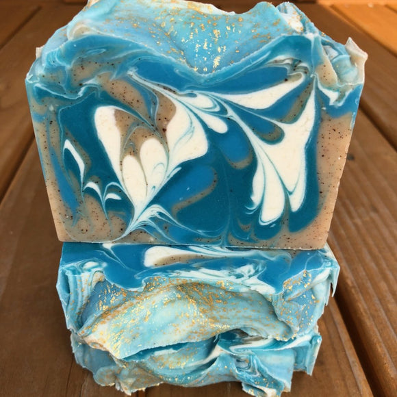 Ocean Blvd. Coconut Milk Artisan Soap- Coastal Collection