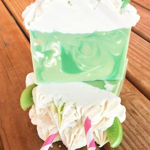 Margaritaville Coconut Milk Artisan Soap