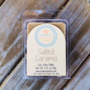 Salted Caramel Soy Wax Melts
