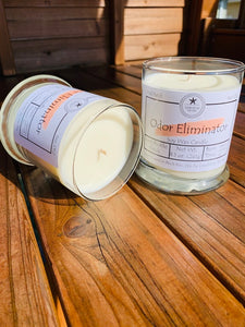 Odor Eliminator Soy Wax Candle