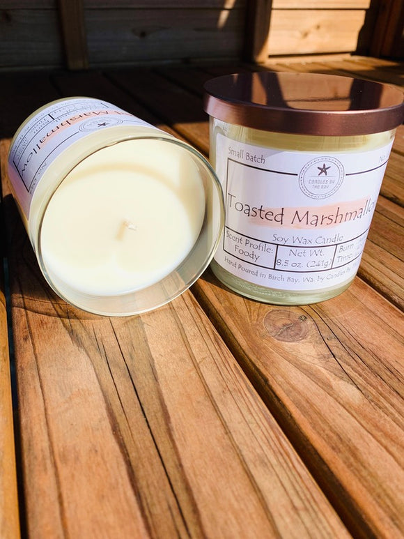 Toasted Marshmallow Soy Wax Candle