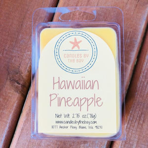 Hawaiian Pineapple Soy Wax Melts