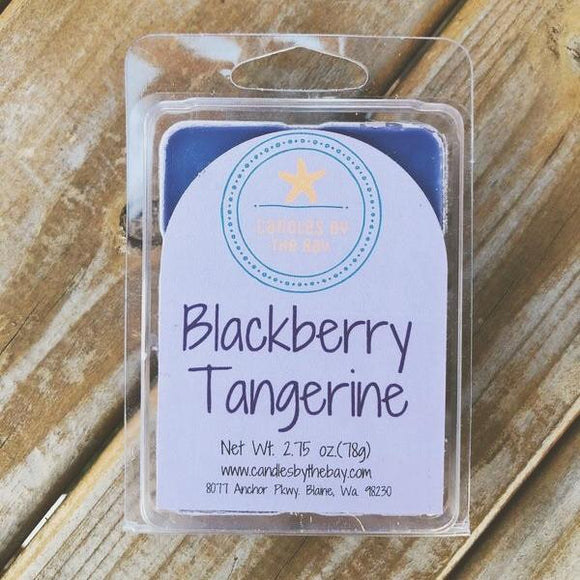 Blackberry Tangerine Soy Wax Melts