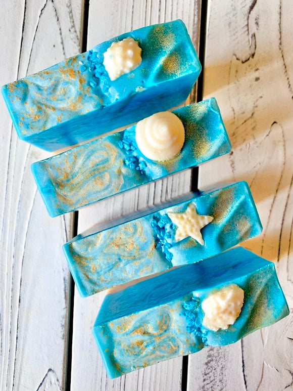 Beach Walk Coconut Milk Soap