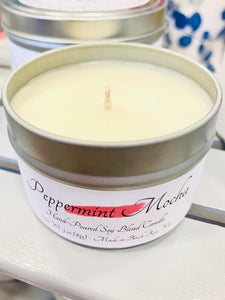Peppermint Mocha Candle