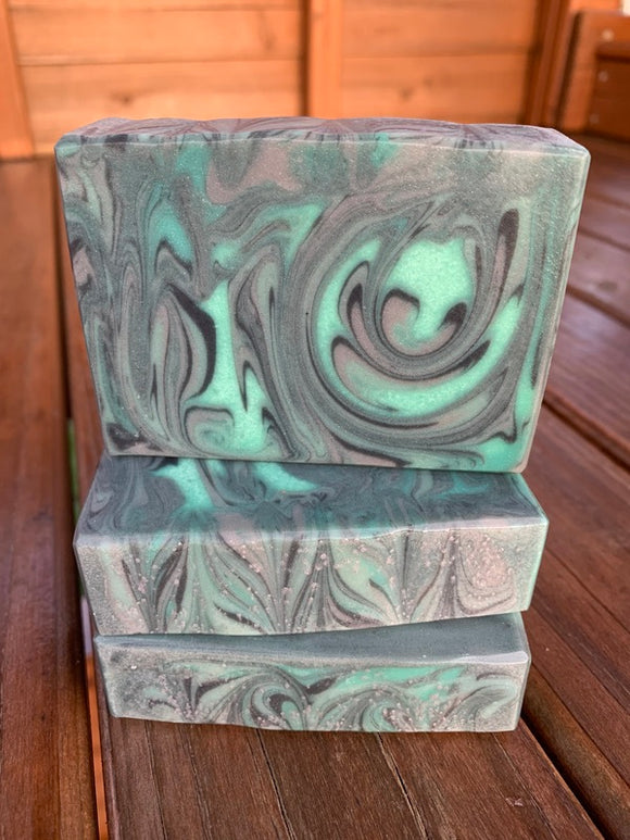 The Irishman Artisan Soap