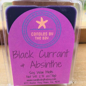 Black Currant Absinthe Soy Wax Melts