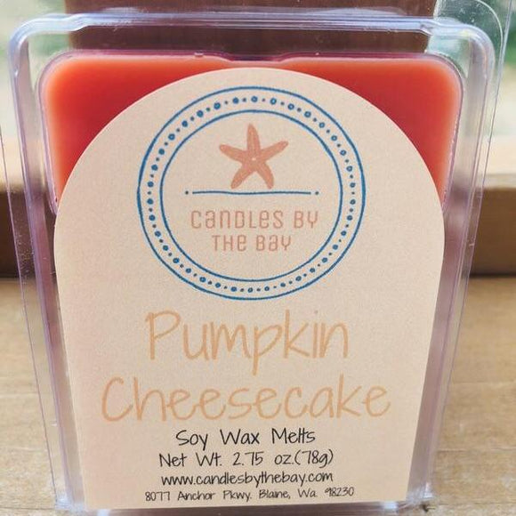 Pumpkin Cheesecake Soy Wax Melts