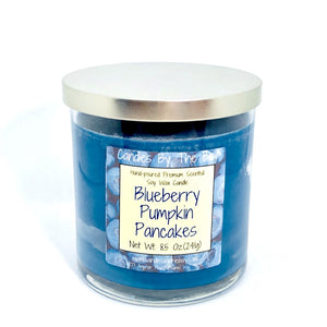 Blueberry Pumpkin Pancakes Soy Candle