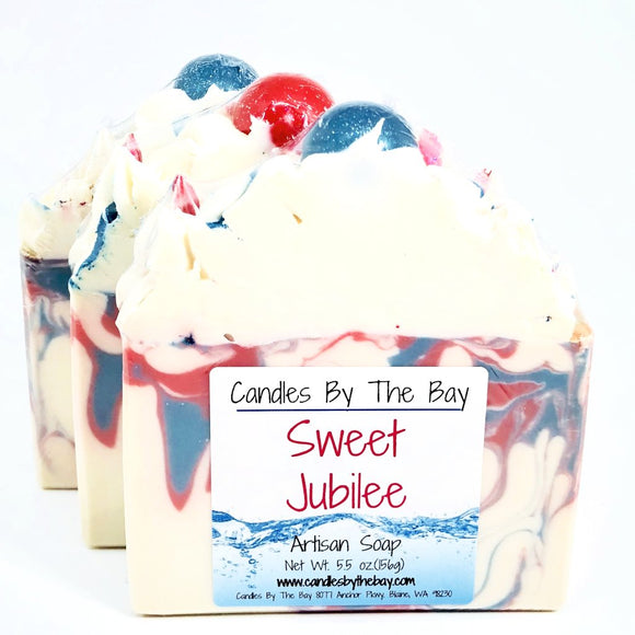 Sweet Jubilee Soap