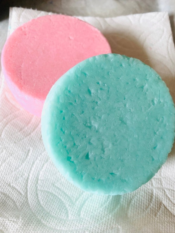 Solid Shampoo Bars