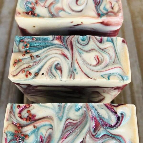 Lingonberry Spice Coconut Milk Soap