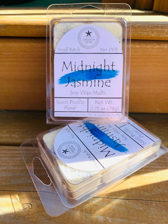 Midnight Jasmine Soy Wax Melts
