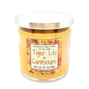 Tiger Lily + Cantaloupe Soy Candle
