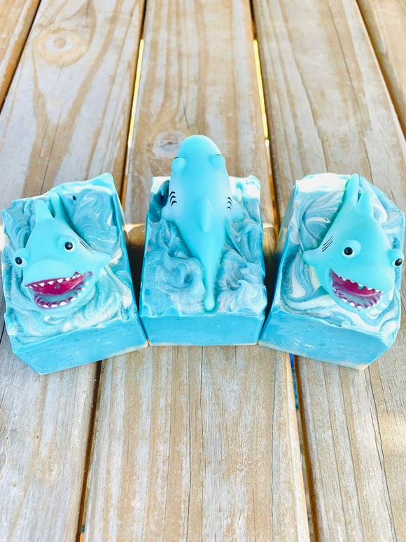 Baby Shark Artisan Soap