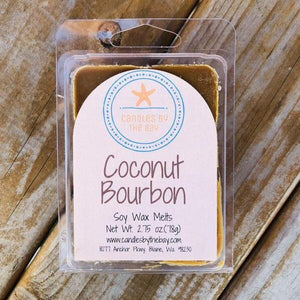 Coconut Bourbon Soy Wax Melts