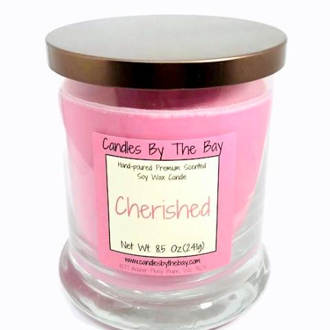 Cherished Soy Candle