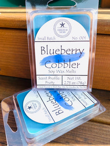 Blueberry Cobbler Soy Wax Melts