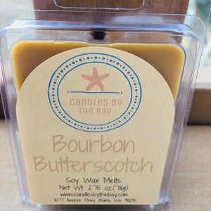 Bourbon Butterscotch Soy Wax Melts