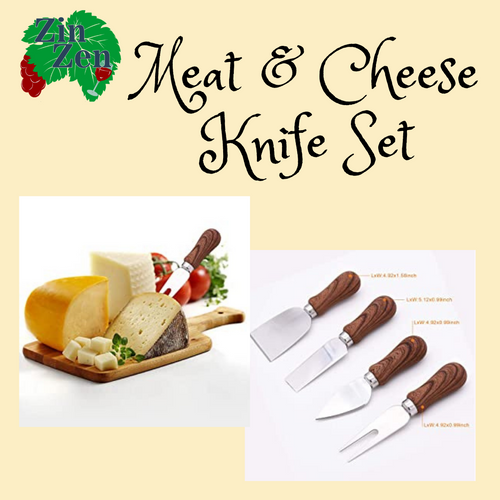 Meat & Cheese - Knife Set