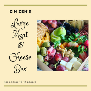 Meat & Cheese Box - Large