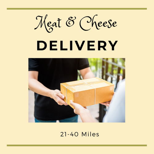 Delivery (21-40 Miles)