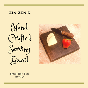 Serving Board - For Small Box